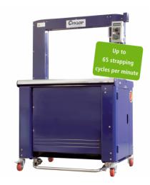 Cyklop Ampag Speed automata pántológép