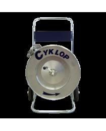 Cyklop QPWK-S PP és PET pántszalag tároló kocsi