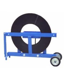 Cyklop QPL egy soros (ribbon) acél szalag tároló kocsi