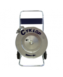 Cyklop QPWK-S több soros (oscillalt) Pántszalag Tároló Kocsi