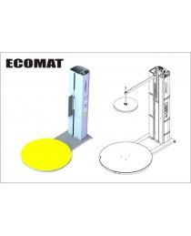 Haloila Ecomat Easy forgótányéros sztreccsfóliázó gép