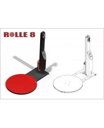 Haloila Rolle 8 forgótányéros sztreccsfóliázós gép