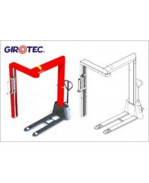 Haloila Girotec RDL forgókaros/emelőtargoncás sztreccsfóliázó gép