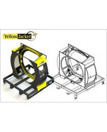 """Haloila Yellow Jacket """"kézi"""" sztreccsfóliázó gép"""