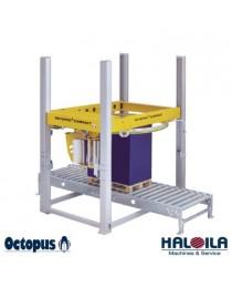 Haloila Octopus compact sztreccsfóliázó gép